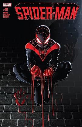 Spider-Man (2016-2018) No.18