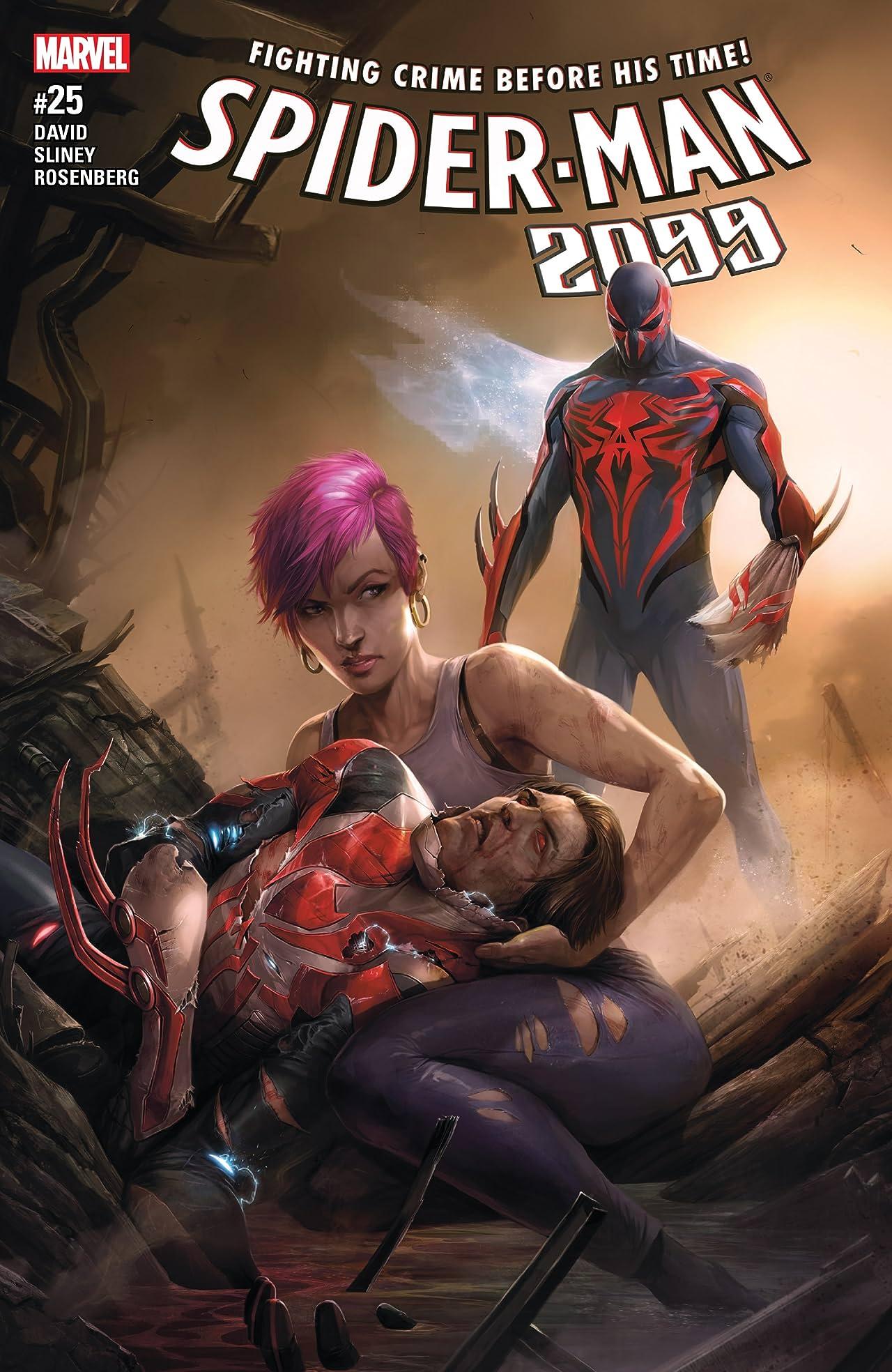 Spider-Man 2099 (2015-2017) #25