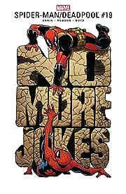 Spider-Man/Deadpool (2016-2019) #19