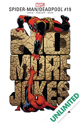 Spider-Man/Deadpool (2016-2019) #19