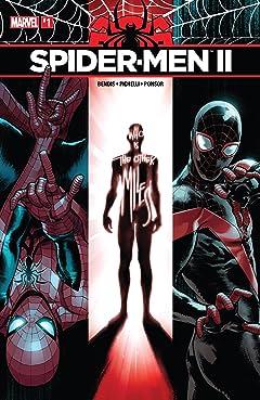 Spider-Men II (2017) No.1 (sur 5)