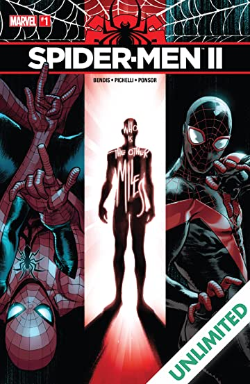 Spider-Men II (2017) #1 (of 5)