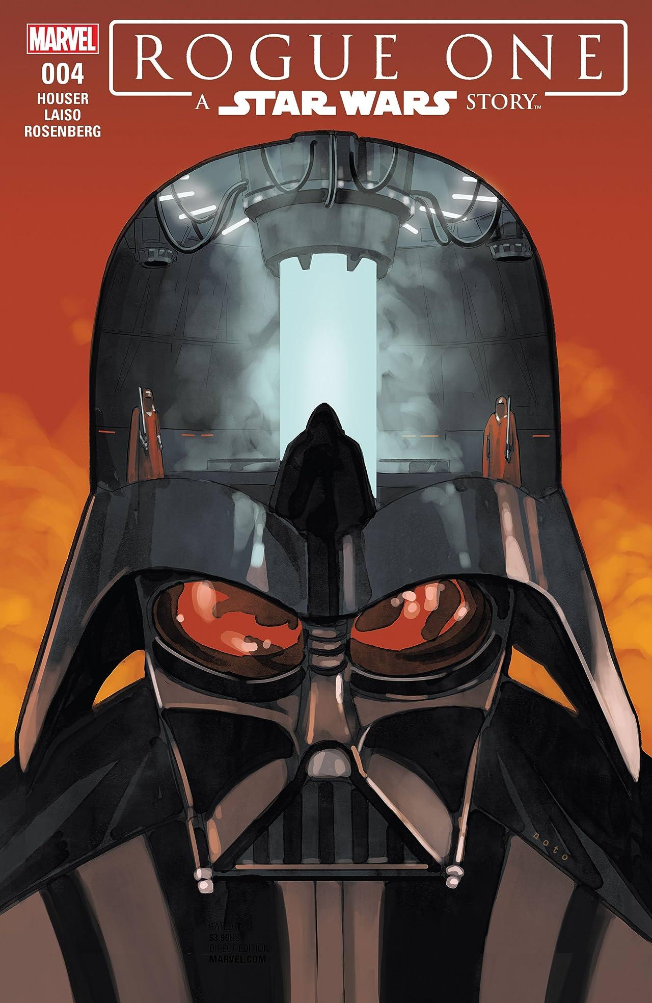 Star Wars: Rogue One Adaptation (2017) #4 (of 6)