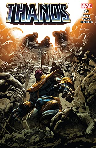 Thanos (2016-) #9