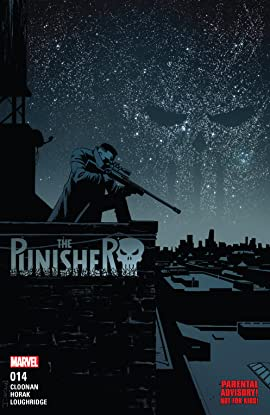 The Punisher (2016-2018) #14