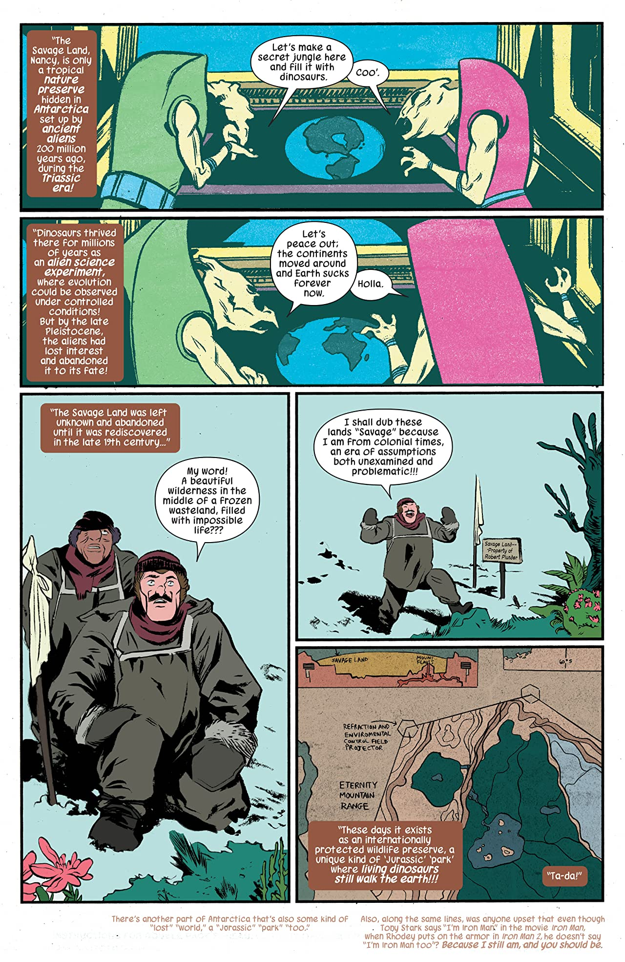 The Unbeatable Squirrel Girl (2015-) #22
