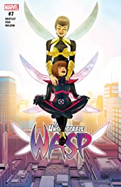 The Unstoppable Wasp (2017) #7