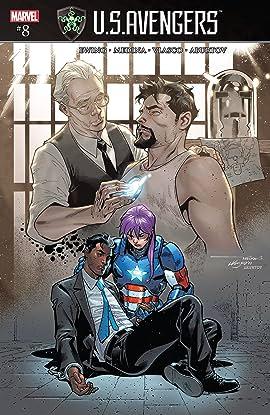 U.S.Avengers (2017) #8