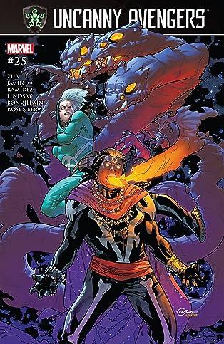 Uncanny Avengers (2015-2017) #25