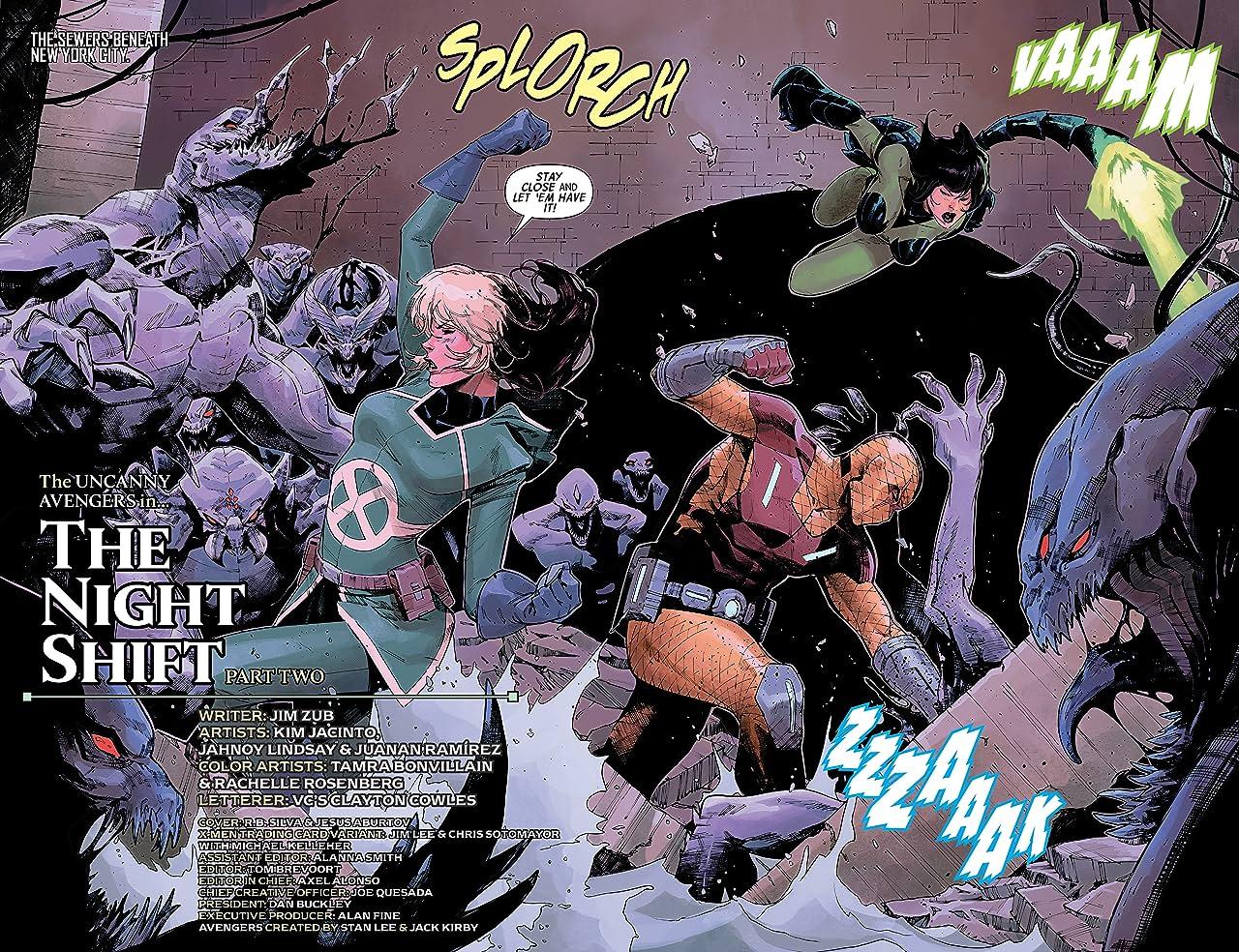 Uncanny Avengers (2015-) #25