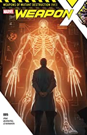 Weapon X (2017-2018) #5