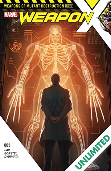 Weapon X (2017-) #5