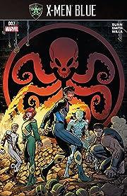 X-Men Blue (2017-2018) #7