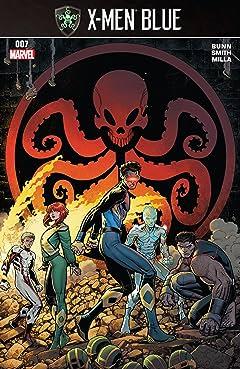 X-Men Blue (2017-) #7