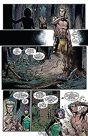 X-Men Blue (2017-2018) #8