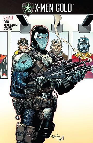 X-Men Gold (2017-) #8