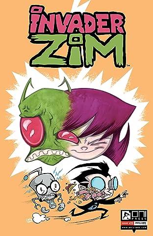 Invader Zim No.21