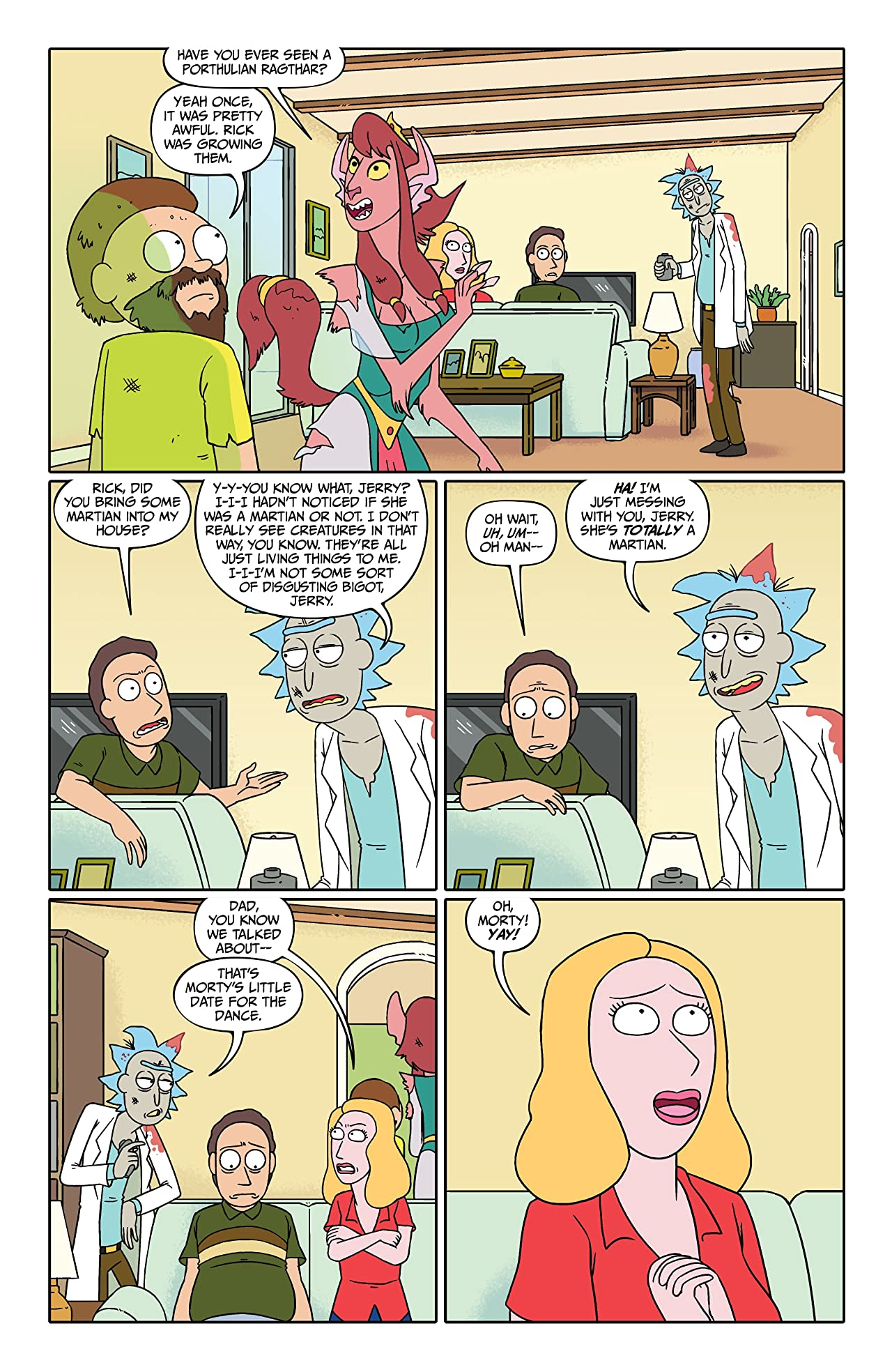 Rick and Morty #27