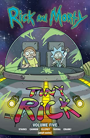 Rick and Morty Tome 5