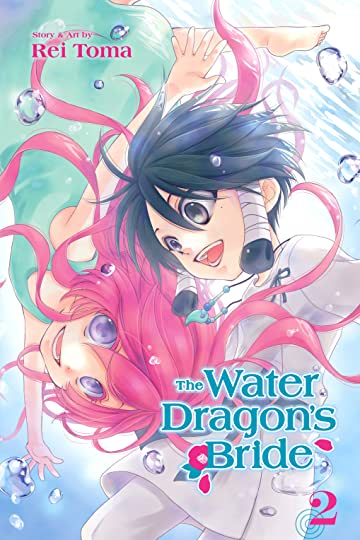 The Water Dragon's Bride Vol. 2
