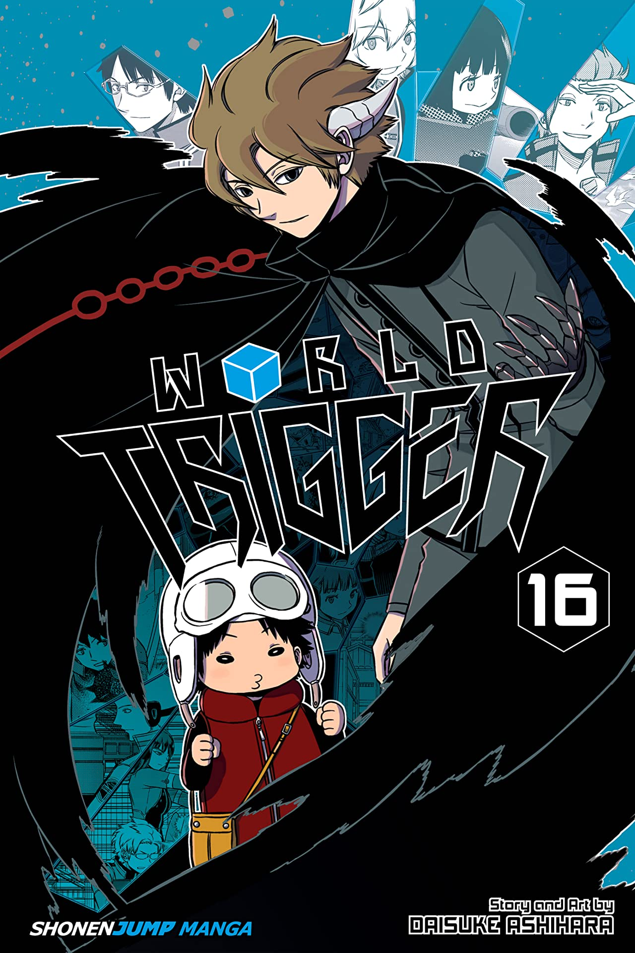 World Trigger Vol. 16