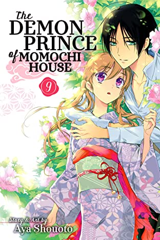 The Demon Prince of Momochi House Vol. 9