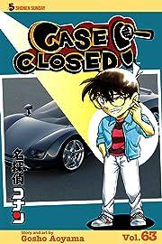 Case Closed Vol. 63