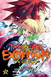 Twin Star Exorcists Vol. 9