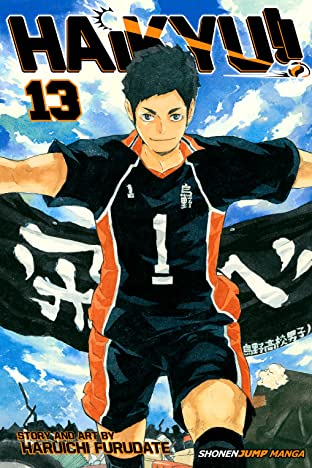 Haikyu!! Vol. 13