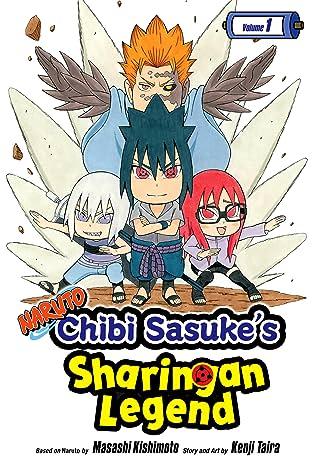 Naruto: Chibi Sasuke's Sharingan Legend Vol. 1
