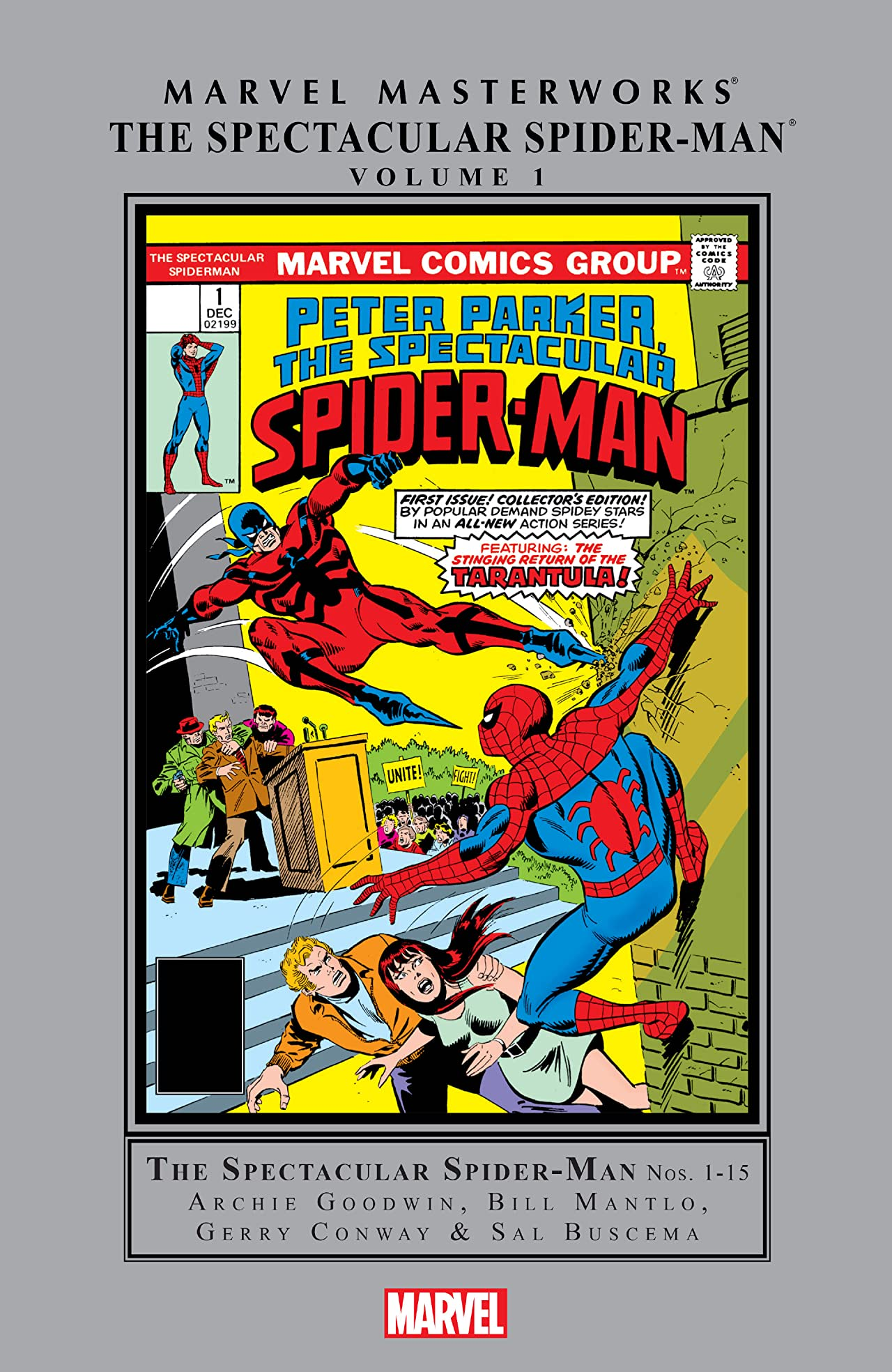 Spectacular Spider-Man Masterworks Vol. 1