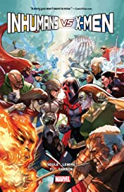 Inhumans Vs. X-Men