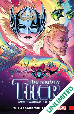 The Mighty Thor Vol. 3: Asgard/Shi'ar War