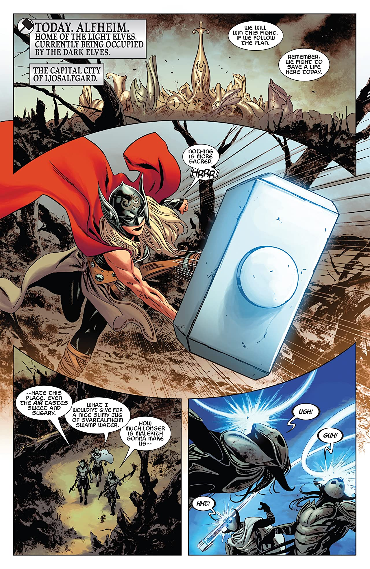The Mighty Thor Tome 3: Asgard/Shi'ar War