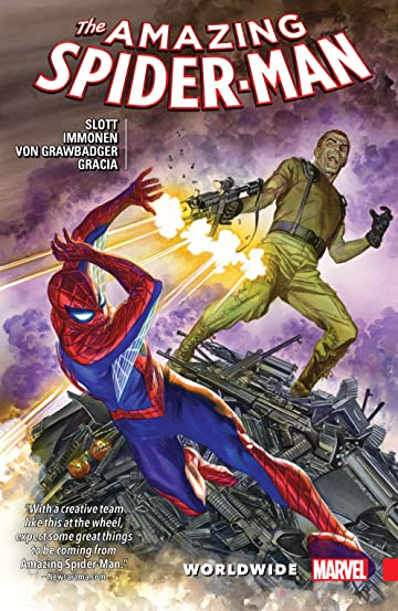 Amazing Spider-Man: Worldwide Vol. 6