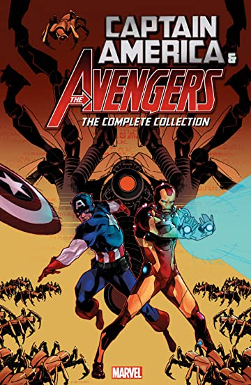 Captain America and The Avengers: The Complete Collection