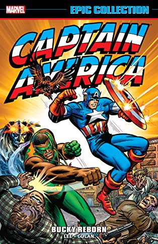 Captain America Epic Collection: Bucky Reborn