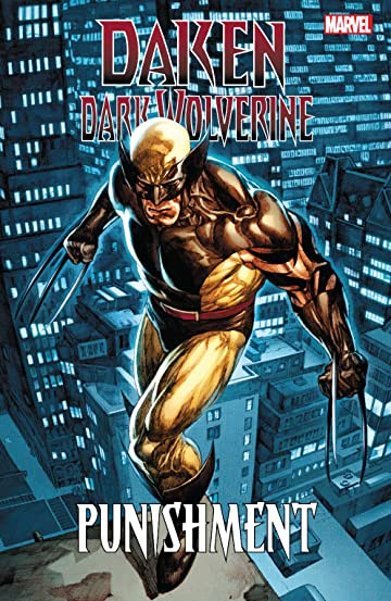 Daken: Dark Wolverine - Punishment