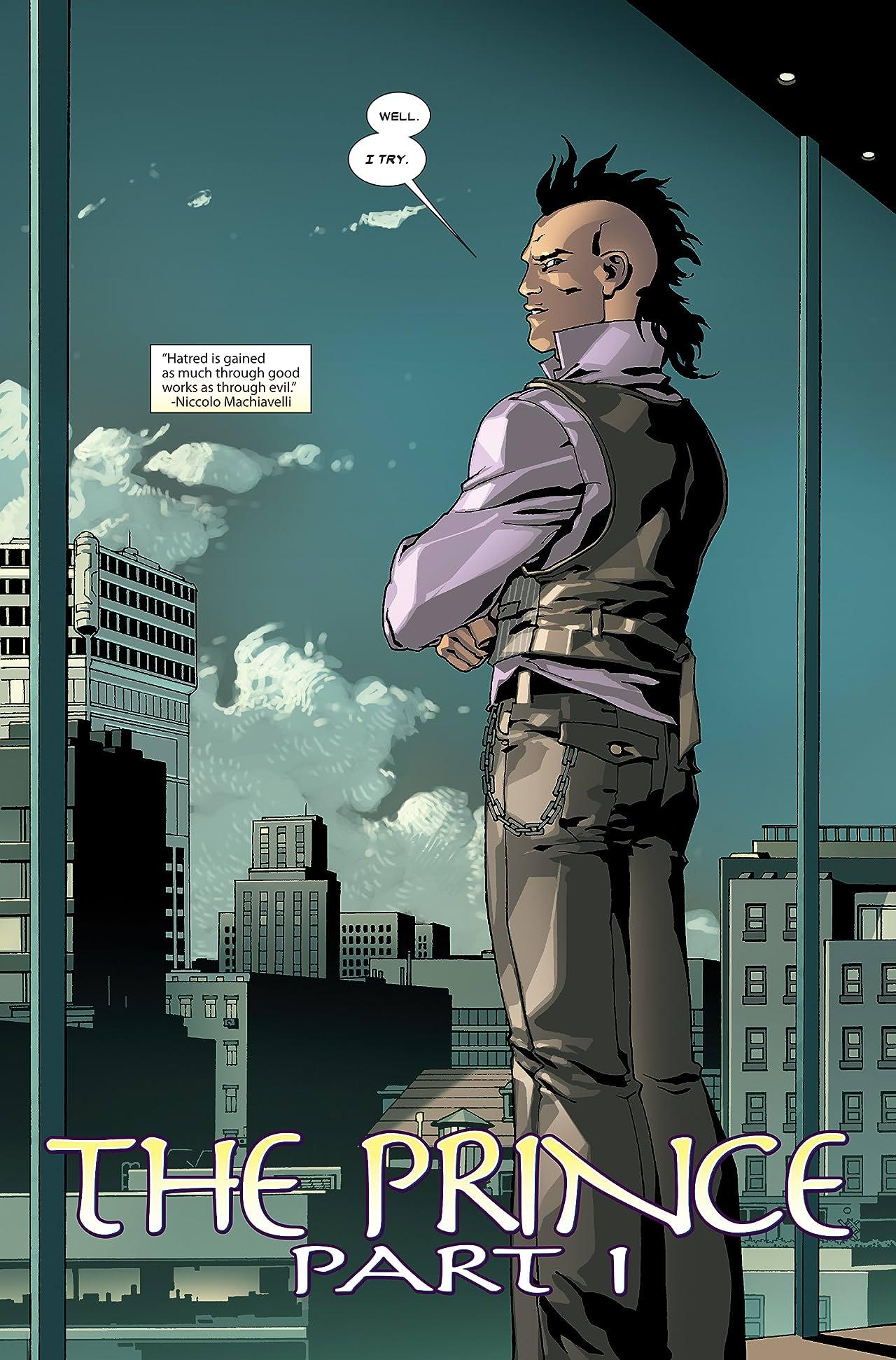 Daken: Dark Wolverine - Punishment