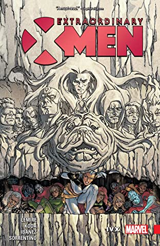 Extraordinary X-Men Vol. 4: IvX