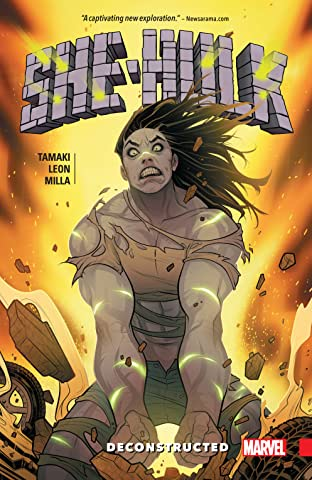 She-Hulk Vol. 1: Deconstructed