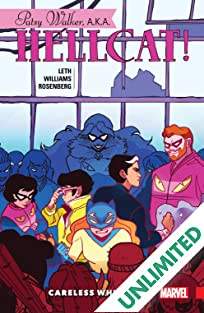 Patsy Walker, A.K.A. Hellcat! Vol. 3: Careless Whisker(s)