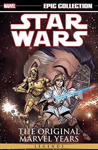 Star Wars Legends Epic Collection: The Original Marvel Years Tome 2