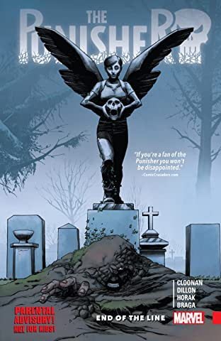 The Punisher Tome 2: End Of The Line