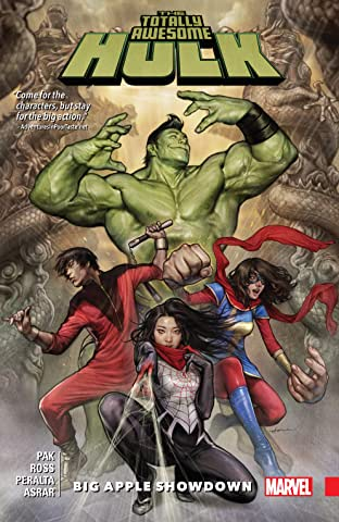 The Totally Awesome Hulk Tome 3: Big Apple Showdown
