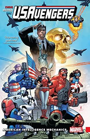 U.S.Avengers Vol. 1: American Intelligence Mechanics