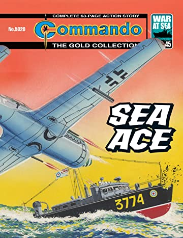 Commando #5020: Sea Ace