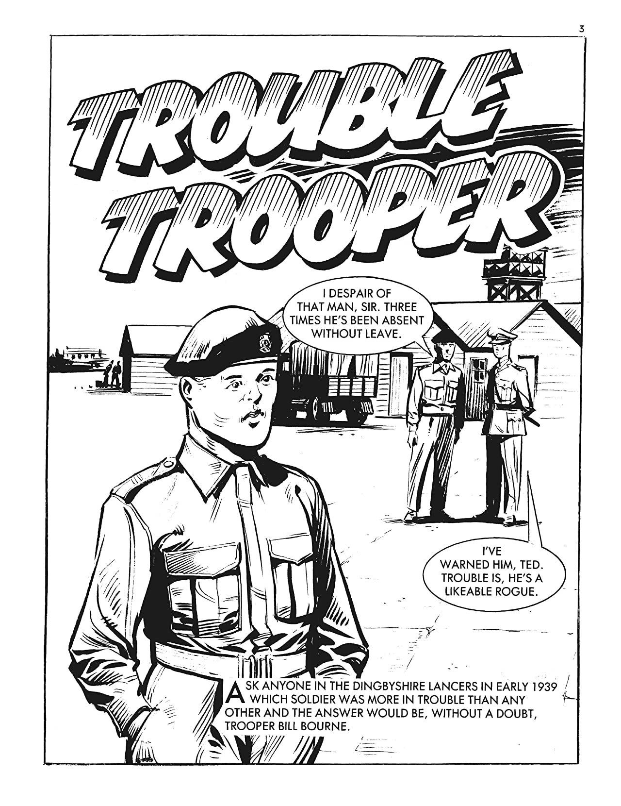 Commando #5022: Trouble Trooper