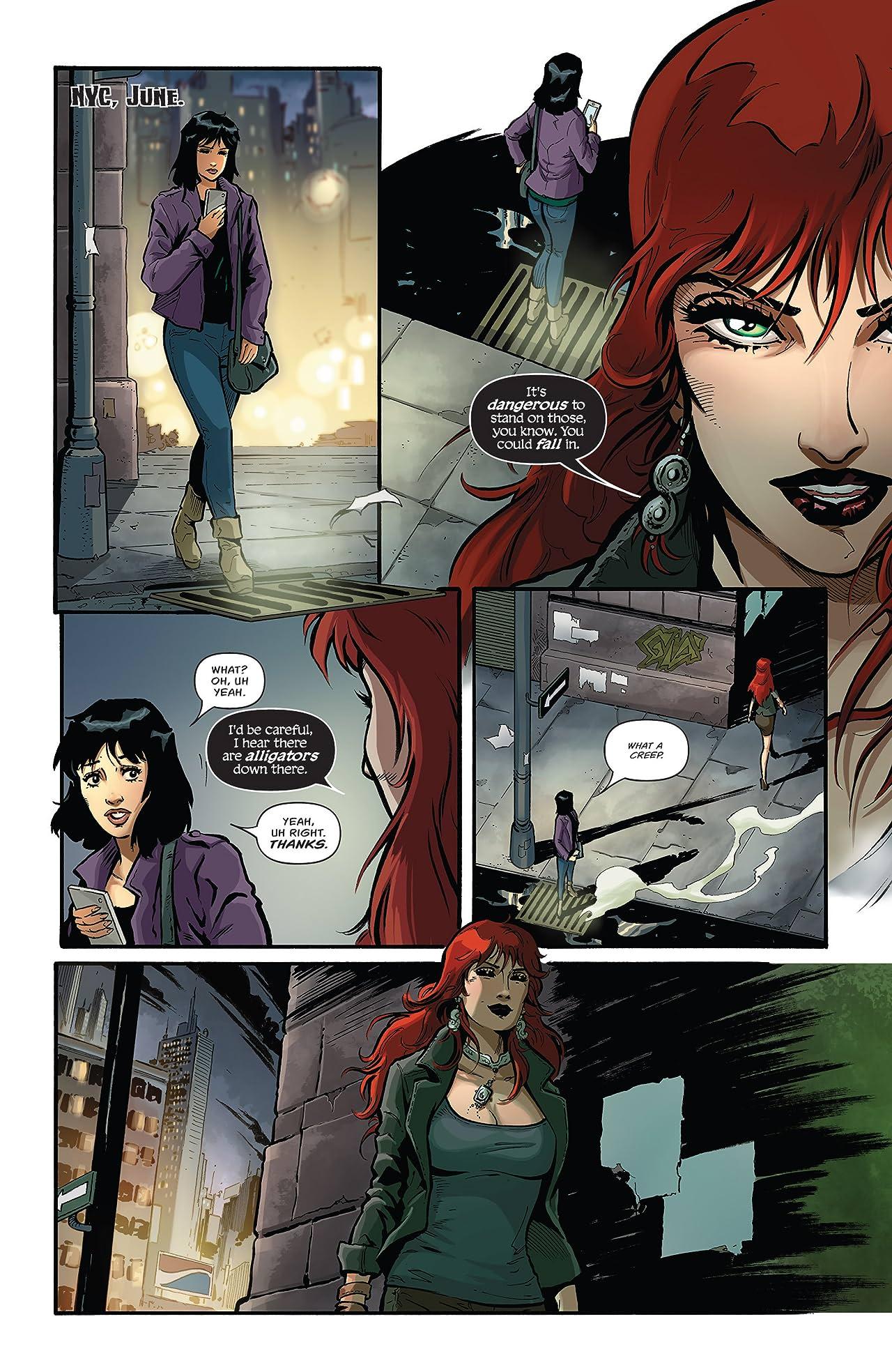 Grimm Tales of Terror Vol. 3 #6