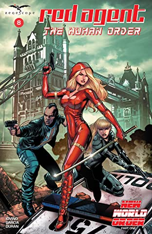 Red Agent: The Human Order #8